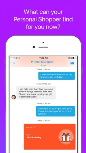 Personal-Shopper-By-Shop-Your-Way-dialogue-screen