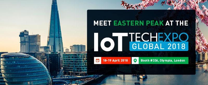 eastern-peak-at-iot-tech-expo-global-london
